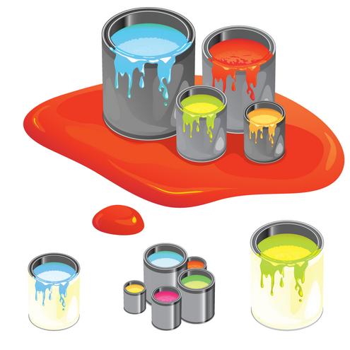 Ứng dụng trong ngành sơn