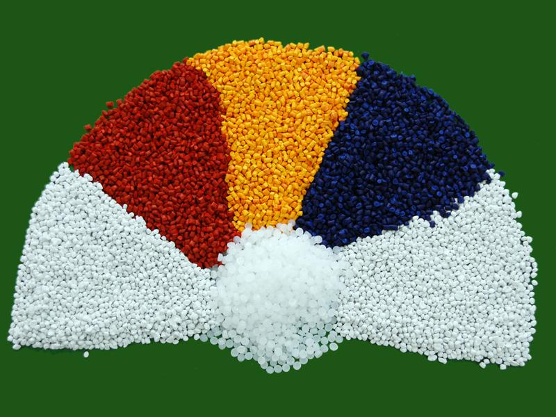 Ứng dụng trong ngành nhựa